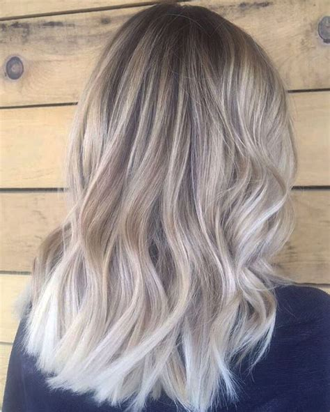 blonde hair colours pinterest blonde balayage hair idea ash blonde hair color hair