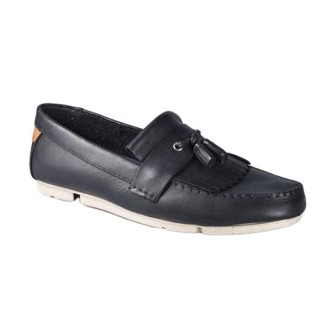 Sepatu Clark Pria jual clarks 26119801 trimocc free sepatu pria navy lea