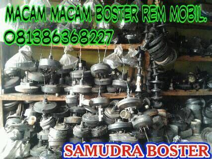 Booster Rem Mobil service jual booster rem mobil