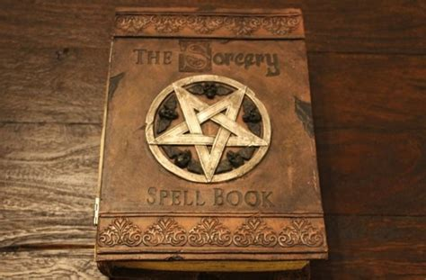 The Sorcery Spell Book sorcery spell book box earth warrior essentials llc