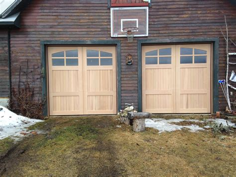 Are Wood Garage Doors The Right Fit For Me Overhead Door Vt