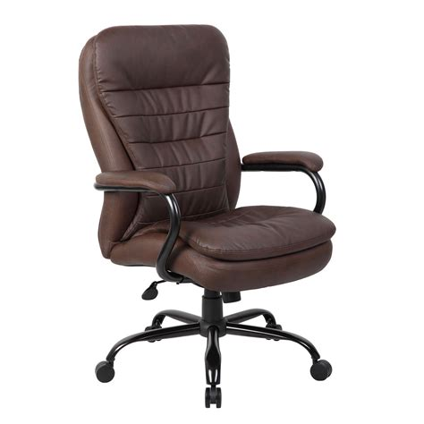 Plush Chairs office products b991 bb heavy duty plush chair