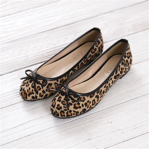 zebra print flat shoes leopard flat shoes www shoerat