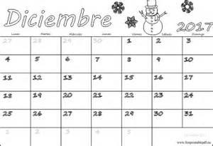 Calendario Diciembre De 2017 Diciembre 2017 Pdf Calendario Imprimir El Pdf Gratis