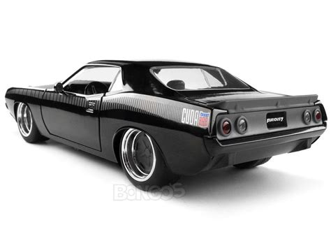 Plymouth Barracuda Fast Furious quot fast furious quot letty s 1970 plymouth barracuda 1 24