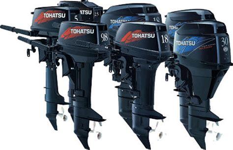 boat motors tohatsu tohatsu outboard motors