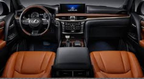 Lexus Lx 2019 Interior by 2020 Lexus Lx Leaked 2019 2020 Lexus Release Date And