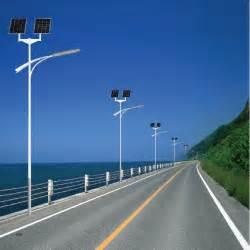 solar street light pole china led solar street light 30w 6m pole stl63060 photos