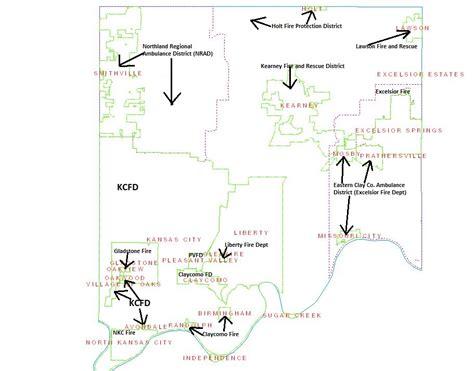 missouri map clay county category clay county mo missouri kansas scanner radio wiki