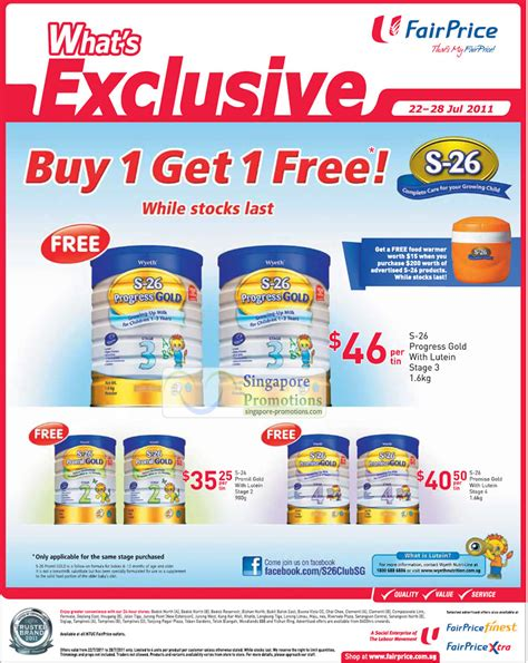 Buy 2 Get 1 Anakku 3 Stage Milk Powder Container Pink fairprice s 26 progress gold milk buy 1 get 1 free 22 28 jul 2011