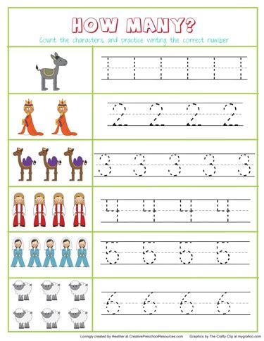 Christmas Pre K Pack Creative Preschool Resources Prek Pages