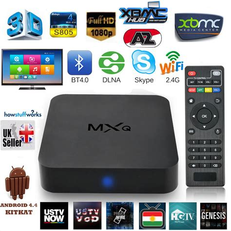 Android Box Apps by Mxq Android 4 4 Xbmc Tv Smart Box 1gb