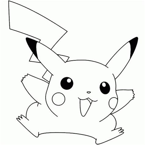 cute pikachu coloring pages cute pokemon coloring pages images pokemon images