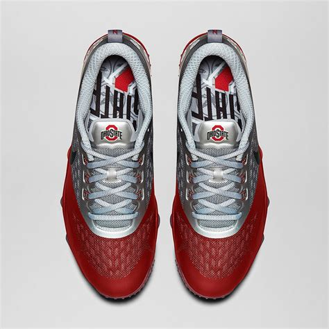 college football shoes nike zoom hypercross quot quest quot collection featuring
