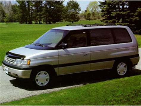 how cars engines work 1995 mazda mpv security system 1995 mazda mpv l std is estimated van ratings prices trims summary j d power