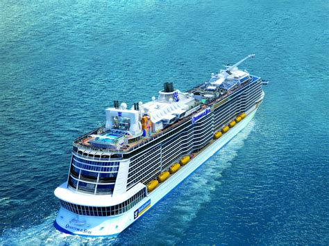 royal caribbeans newest ship royal caribbean orders 5th quantum class ship world