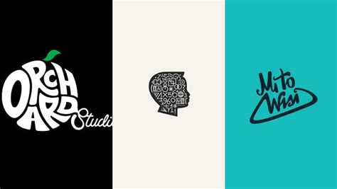 Typographic Logo Design Inspiration