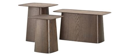 Vitra Side Table Vitra Wooden Side Table