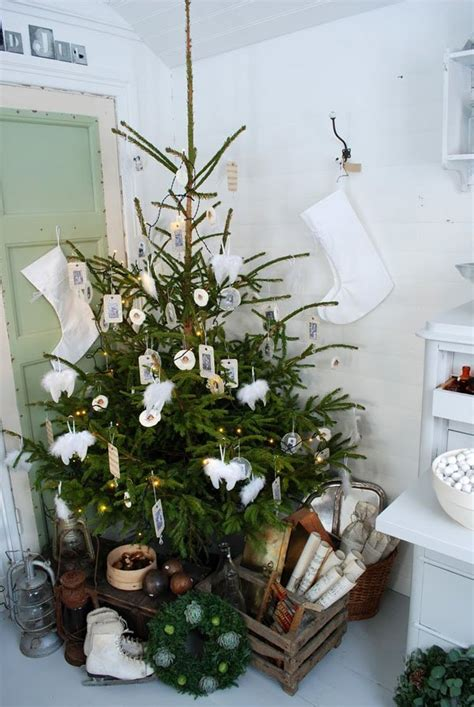 beautiful scandinavian christmas decorations home