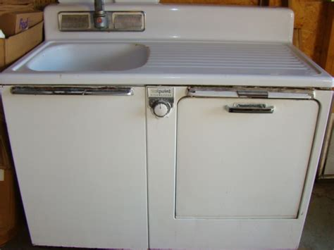 Dishwasher Sink Combo by 1950 S Somthing Hotpoint Sink Beside Dishwasher