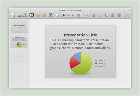 Explain Layout In Presentation Software | resume format presentation creation software