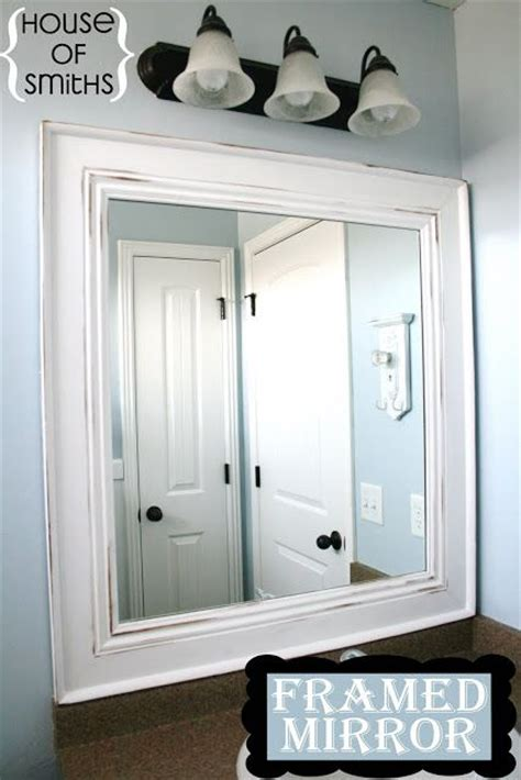how do you frame a bathroom mirror 25 best ideas about bathroom mirror cabinet on pinterest
