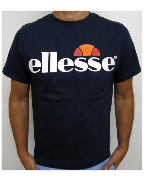 Tshirt Ellesse New One Tshirt ellesse logo t shirt navy ellesse mens logo