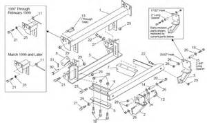 chevy western plow wiring diagram get free image about