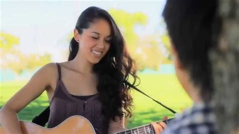 song kina grannis the way you are by david choi and kina grannis exposed