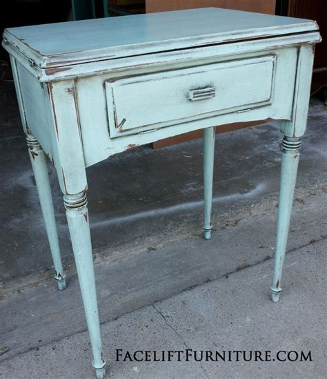 Cabinet Robin by Antique Sewing Cabinet In Robin S Egg Blue Sewing