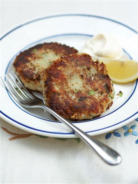 fish cake recipe healthy fish recipes oliver
