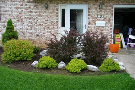 front yard landscaping     family