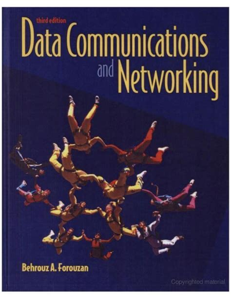 Data Communications And Networking data communications and networking 3rd edition forouzan
