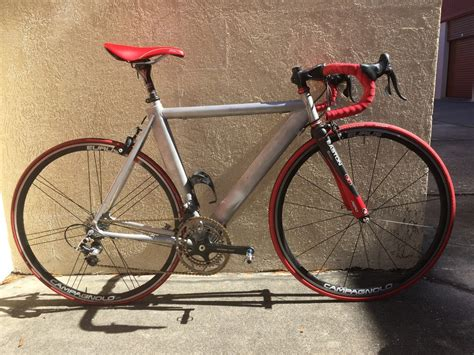 Handmade Bicycles Usa - elite bikes handmade in usa crit bike pedal room