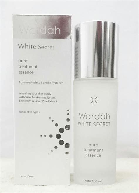 review essence lokal  halal wardah pure treatment