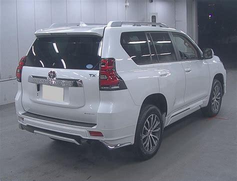 toyota land cruiser prado tx limited car selection