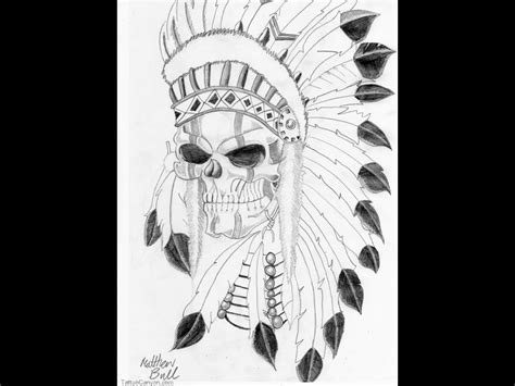 indian chief skull tattoo 26 indian chief tattoos and designs ideas