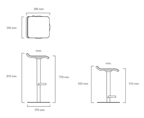 bar stool dimensions standard 1000 images about ideal on pinterest