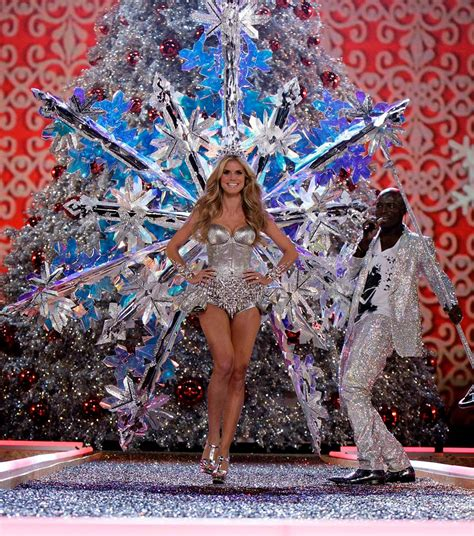 Victorias Secret 2007 Fashion Show On by Heidi Klum Retires From Secret Missxpose
