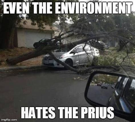 Nature Meme - even mother nature