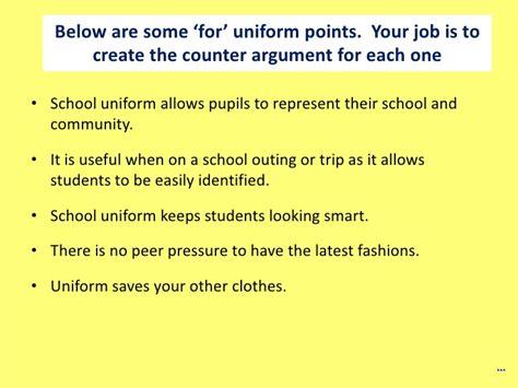 writing a persuasive essay about school uniforms custom paper