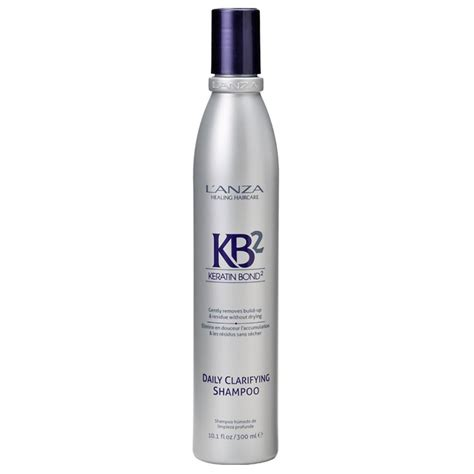 Clarifying Hair Scalp Conditioner For Hair 300 Ml lanza daily clarifying shoo 300ml haarboetiek be