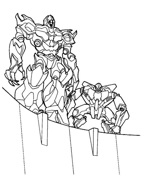 Transformers 5 Coloring Pages by Free Printable Transformers Coloring Pages For