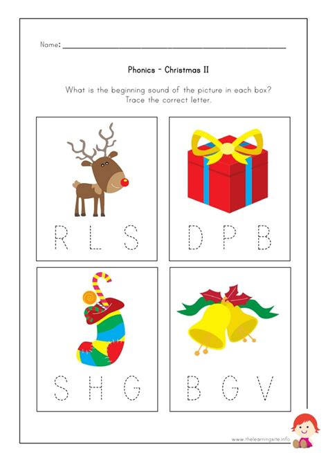 printable christmas phonics games 79 best images about christmas preschool activities on