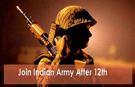 Join Militaty After Mba by How To Join Indian Army After 12th Career And In