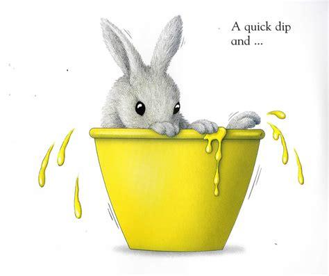 rabbit colors white rabbit s color book kinder books
