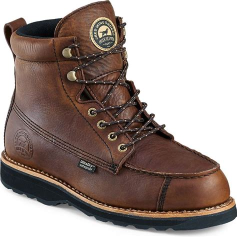wingshooter boots setter 7 in wingshooter wp moc toe boots 807