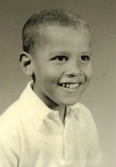 biography of barack obama childhood 53 years the journey in images the obama diary