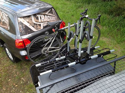 Bike Rack Trailer by Isi Advanced Bicycle Carrier And Bike Rack Systems