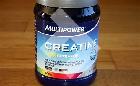 creatine just water weight multipower creatine review fitness